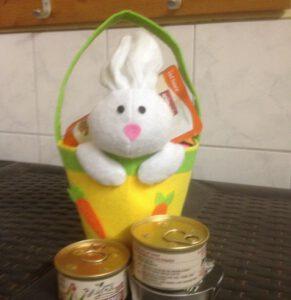 Nachträgliches Ostergeschenk
