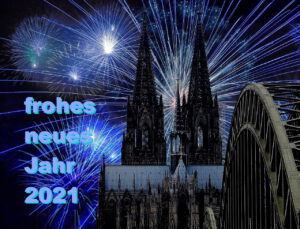 Read more about the article Frohes Neujahr 2021